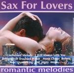 """CD """"Sax for Lovers"""""""