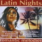 """CD """"Latin Nights"""""""