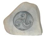 """Оберег из камня """"Кельтский Триксель"""""""