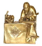 Хозяин денег (бронза)
