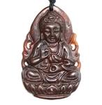 """Амулет из камня """"Будда"""""""