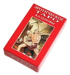 "Карты ""Эротическое Таро Казановы"""