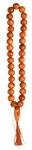Четки из абрикоса (33 бусины)