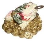 Трехлапая жаба (кость)