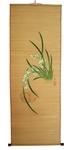 """Панно из бамбука """"Орхидея"""""""