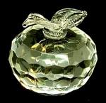 Хрустальное Яблоко 5,5 см