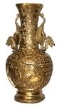 Китайская бронзовая ваза