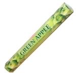 """Индийское благовоние """"Green Apple"""" (зеленое яблоко)"""