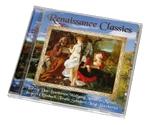 """CD """"Renaissance classics"""""""