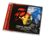 """CD """"Tribal Beats from Planet Earth"""""""