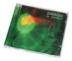 """CD """"Energia by Infinity"""""""