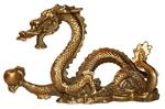 Дракон (бронза)
