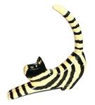 Кот (деревянный)