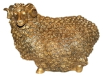 Баран из монет (бронза)