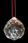 Кристалл – подвеска 5 см