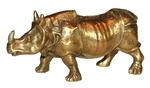 Носорог (бронза)
