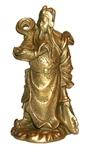 Гуань Гун (мал. бронза)
