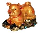 Свинья на деньгах