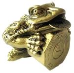 Трехлапая жаба с Багуа