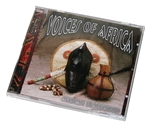 """CD """"Voices of Africa"""""""