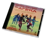 """CD """"Traditional Songs & Dances from Africa"""""""
