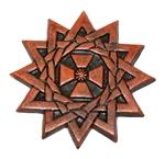 Звезда Эрцгаммы (керам.)