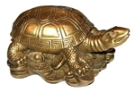 Черепаха (бронза)