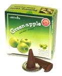 """Индийское кон. благовоние """"Green Apple"""" (зеленое яблоко)"""