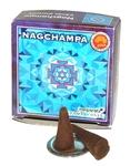 """Индийское кон. благовоние """"Nag Champa"""" (наг чампа)"""