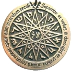 Магический пентакль Соломона