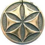 """Африкано-арабский символ """"Цветок Афродиты"""""""