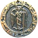 "Римско-греческий символ ""Айон"" (Бог времени)"