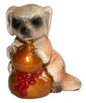 Собака с тыквой Холу (цветная)