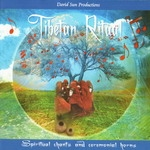 "CD ""Tibetian Ritual"""
