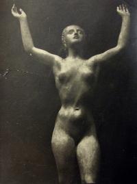 женщина, статуя
