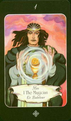 Маг - The Magician - Le Baleteur