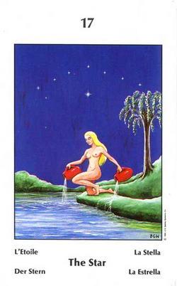 The Star - L'Etoile - Der Stern - Le Stella - La Estrella