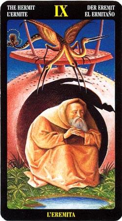 The Hermit - L'Ermite - Der Eremit - El Ermitano - L'Eremita