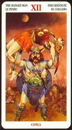 The Hanged Man - Le Pendu - Der Gehangte - El Colgado - Conia