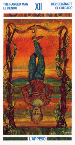 The Hanged Man - Le Pendu - Der Gehängte - El Colgado - L'Appeso