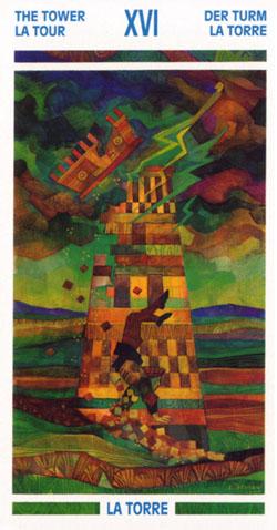 The Tower - La Tour - Der Turm - La Torre - La Torre
