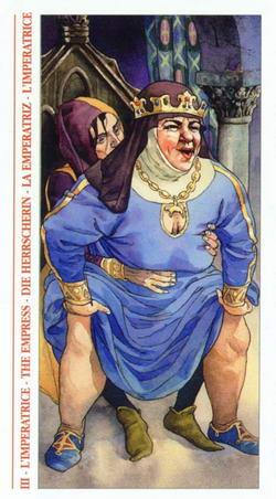 L'Imperatrice - The Empress - Die Herrscherin - La Emperatriz - L'Imperatrice