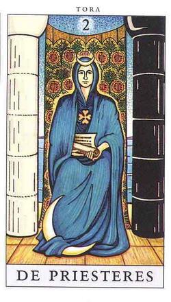 TORA - De Priesteres