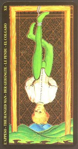 L'Appeso - The Hanged Man - Der Gehangte - La Pendu - El Colgado