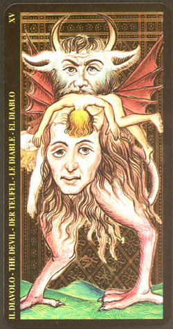 Il Diavolo - The Devil - Der Teufel - Le Diable - El Diablo