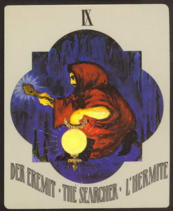 Der Eremit - The Searcher - L'Hermite