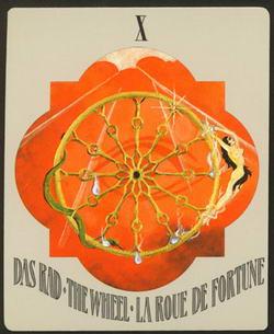 Das Rad - The Wheel - La Roue de Fortune