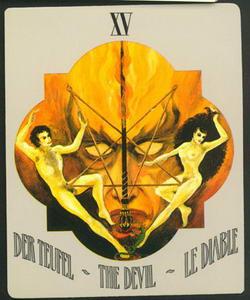 Der Teufel - The Devil - Le Diable