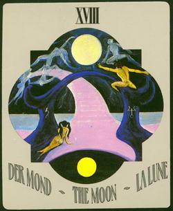 Der Mond - The Moon - La Lune