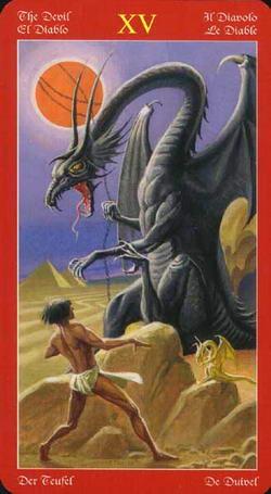 The Devil - El Diablo - Il Diavolo - Le Diable - Der Teufel - De Duivel